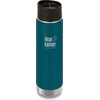 Klean Kanteen Insulated Wide Café Bootle 20oz (592 ml) Matte Finish Neptune Blue